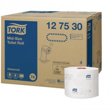 TORK MIDI-SIZE PAPIER TOALEOTWY  2 W 100 M-266