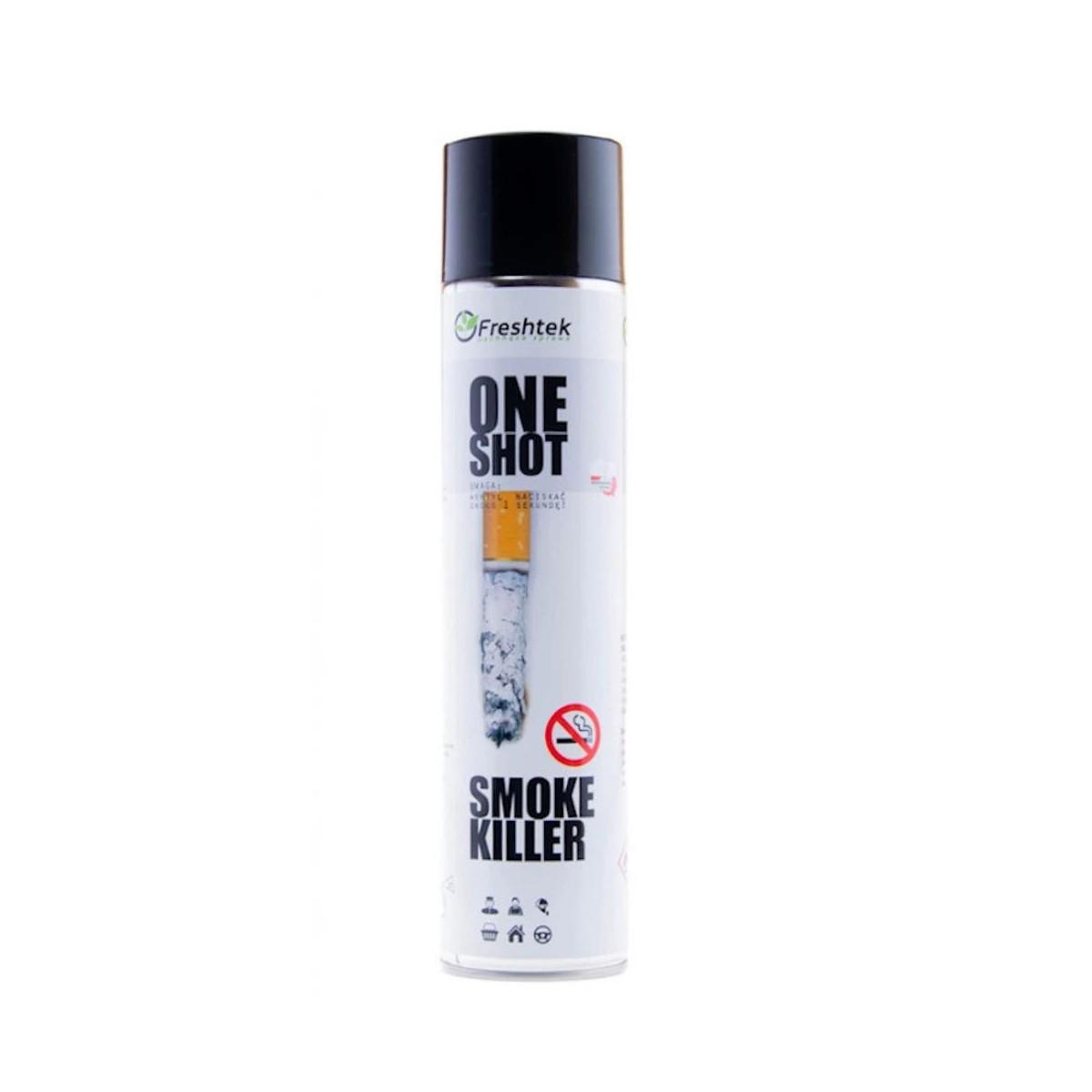 ONE SHOT ODŚWIEŻACZ 600ML SMOKE KILLER-6