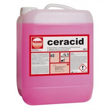 CERACID 10L-prep.kwasowy do mikroporowatych podłóg-322